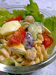 低カロリーマカロニサラダ