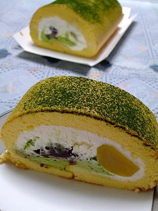 堂島ロール(抹茶)