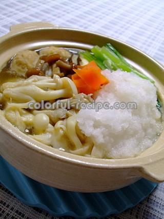 食物繊維たっぷりな鍋